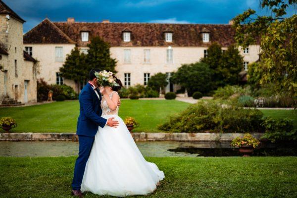 Mariés devant le château copie (Copier)